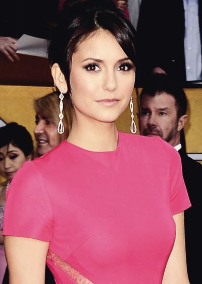 Nina Dobrev 2013 SAG Awards