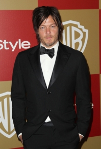Norman Reedus at 2013 Instyle and Warner Bros. After Party