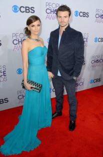 Daniel Gillies and Rachel Leigh Cook