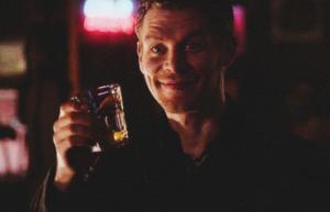 """Cheers, love!"""