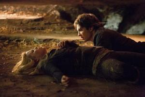 TVD 4x14 Damon & Rebekah
