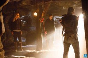 TVD 4x14 Vaughn, Rebekah & Damon