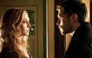 Klaus and Caroline TVD 4x15