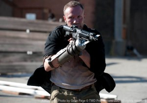 Merle The Walking Dead