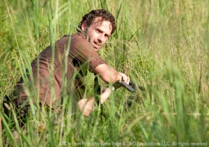 The Walking Dead Rick 3x10