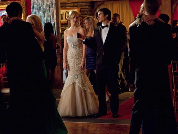 Caroline & Damon TVD 4x19