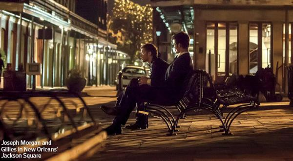 Klaus & Elijah The Originals