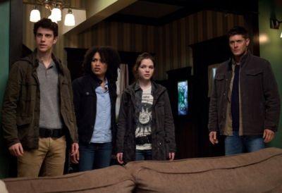 """Supernatural """"Freaks And Geeks"""""""
