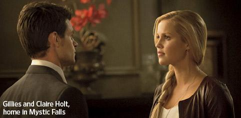 Rebekah & Elijah The Originals
