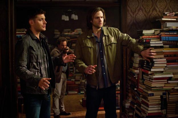 Supernatural 8x21
