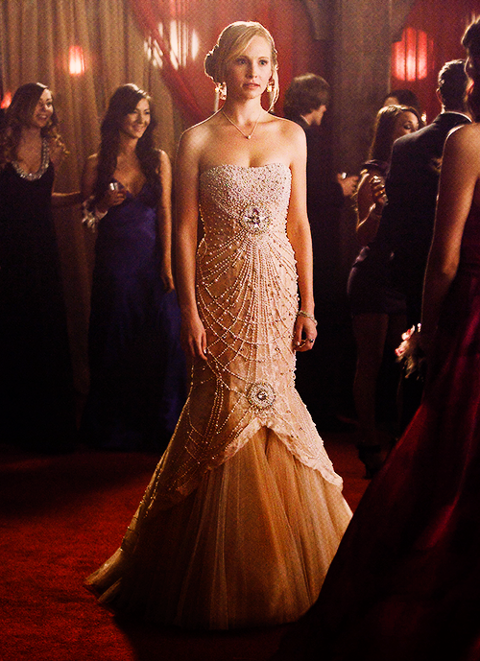 The Vampire Diaries Pictures Of You Prom Dresses