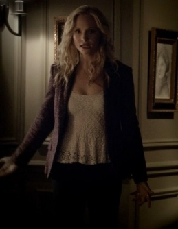 "Caroline Forbes ""Pictures Of You"""