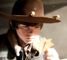 The Walking Dead Carl 4x13