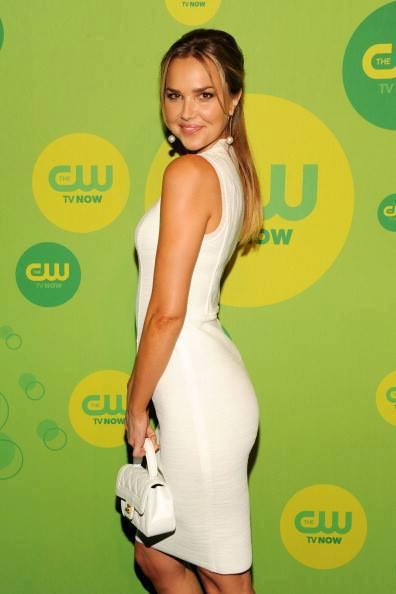 Arielle Kebbel 2013 CW Upfronts