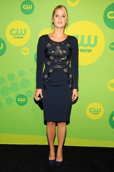 Claire Holt CW Upfronts