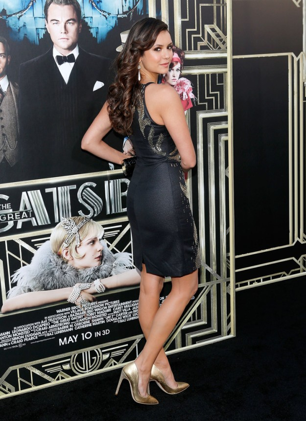 Nina Dobrev The Great Gatsy Premiere