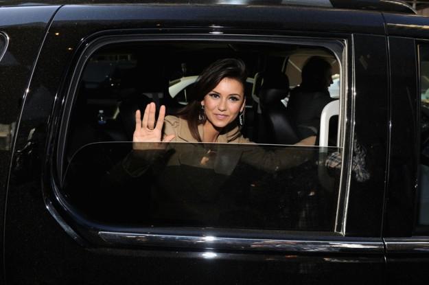 Nina leaving