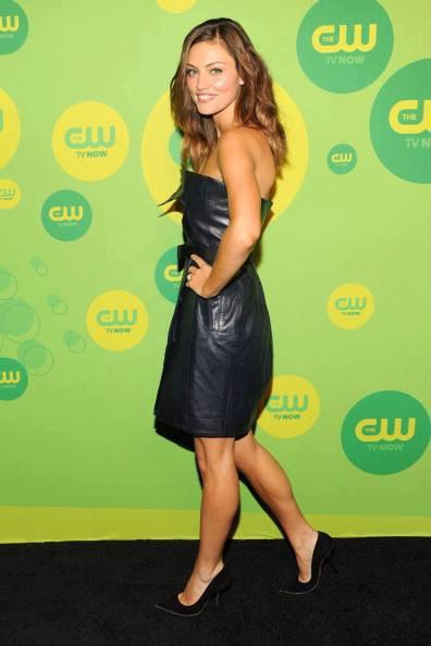 Phoebe Tonkin 2013 CW Upfronts