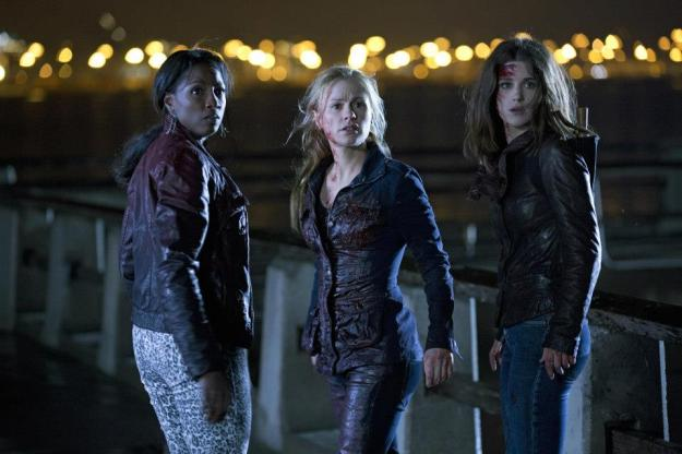 Tara, Sookie and Nora Season 6 True Blood