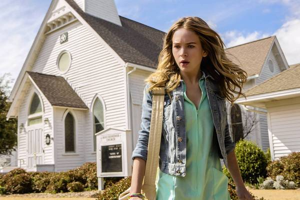 "Britt Robertson as Angie - ""Under The Dome"""
