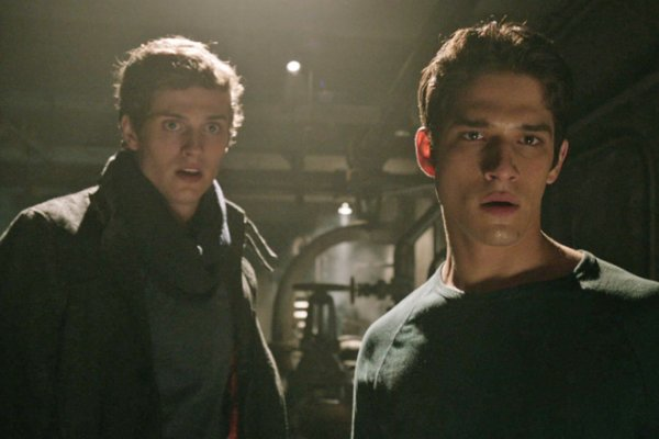 Nice scarf, Isaac.