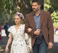 Sookie and Alcide True Blood Radioactive